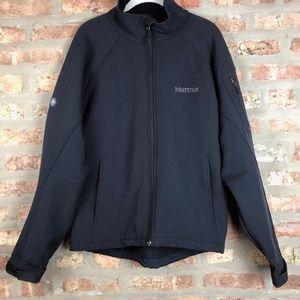 Marmot Softshell Fleece Lined Jacket Medium